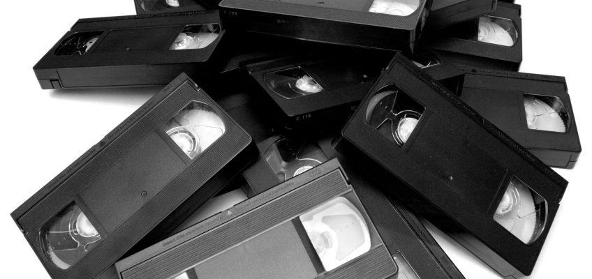 Die Uhr tickt! Video-Bänder sollen 1x pro Jahr umgespult werden. Wussten Sie das?