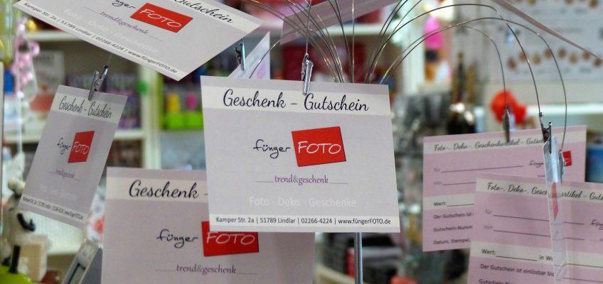 füngerFOTO MegaDeal am Weihnachtsmarkt: bis zu mehr als 30% Rabatt auf Gutscheine