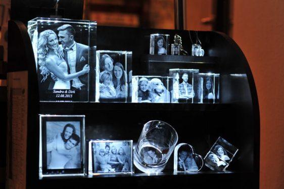 Dein Foto in Glas. Das besondere Geschenk! So gehts: