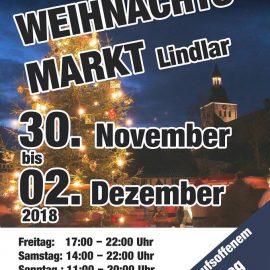 Weihnachtsmarkt in Lindlar – kostenlose Shootings bei uns!