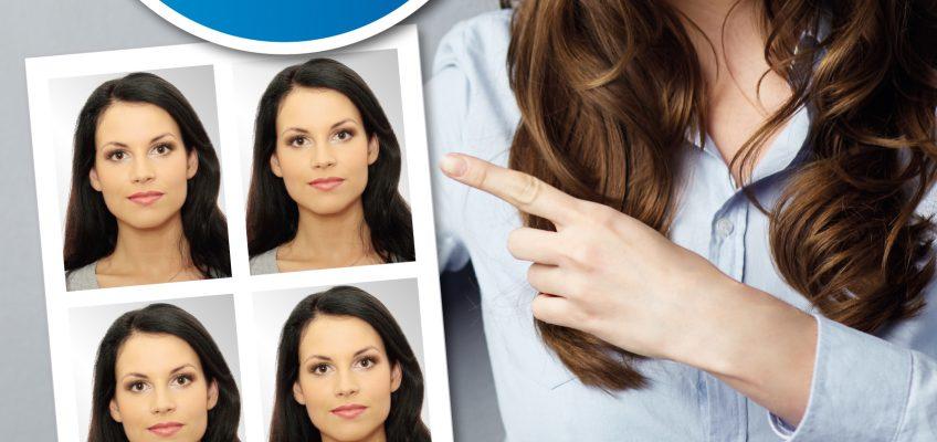 Biometrische Passbilder weiterhin bei uns!