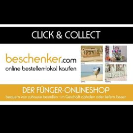 """Termin Shopping und """"Click & Collect"""" über unseren neuen Onlineshop"""