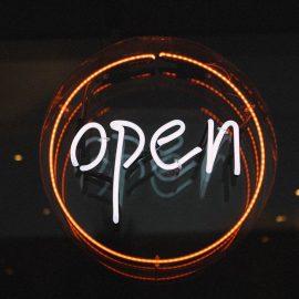 Ab sofort haben wir auch samstags wieder geöffnet!
