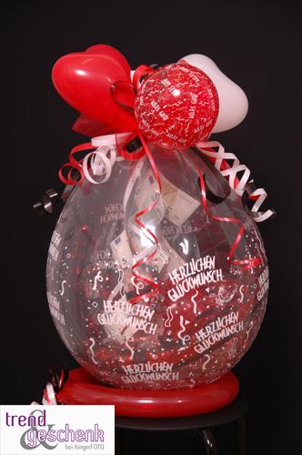 Geschenk Ballon Trend Und Geschenk