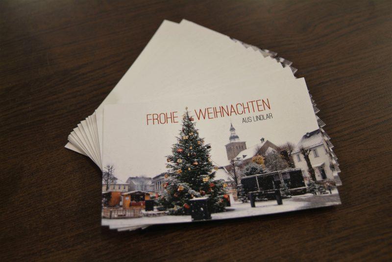 Kennen Sie schon die Lindlarer Weihnachtskarte? Exklusiv bei uns!