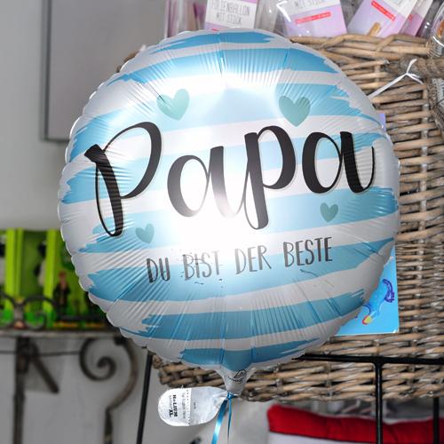 """Papa ist der Beste! Am Donnerstag ist """"Vatertag"""""""