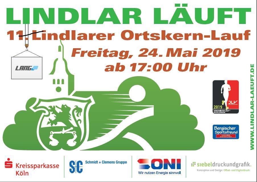 Am Freitag, den 24.5. wegen LINDLAR LÄUFT nur bis 16 Uhr geöffnet!