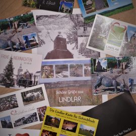 Happy Birthday – Die Postkarte feiert heute 150. Geburtstag!